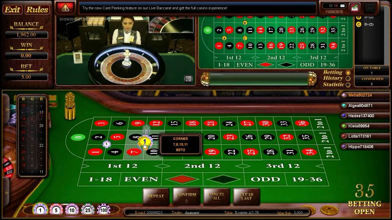 website tentang judi online roulette