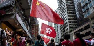 unjuk rasa china